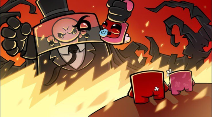 Super Meat Boy Forever Delay Takes Dig at Electronic Arts