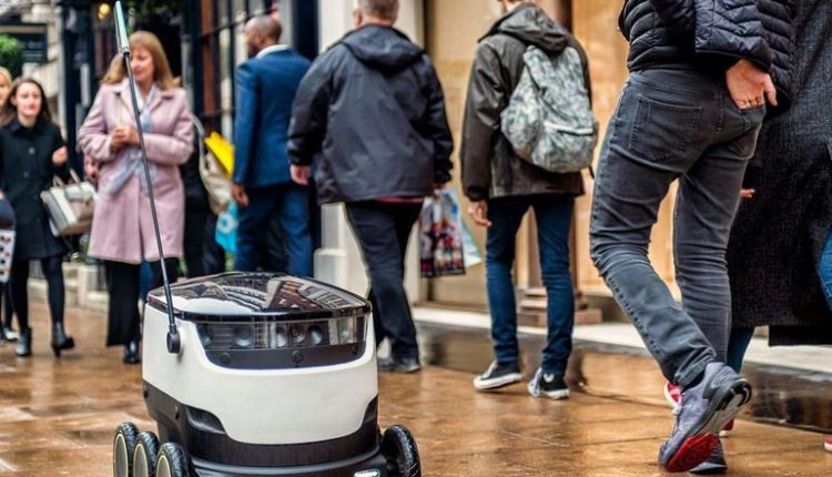 Another governor to sign law allowing delivery robots on sidewalks