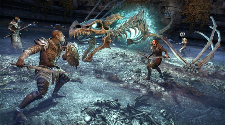 The Elder Scrolls Online Team Making New Game With New Engine