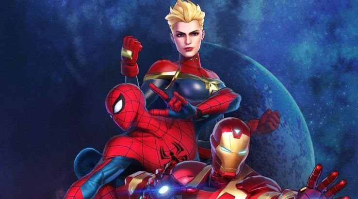 Marvel Ultimate Alliance 3 Gameplay Video Shows Heroes in Action