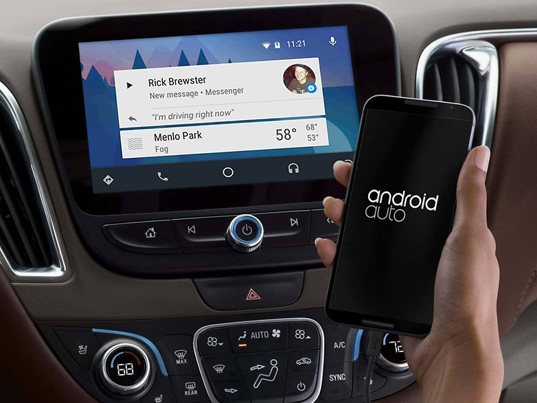 facebook android auto