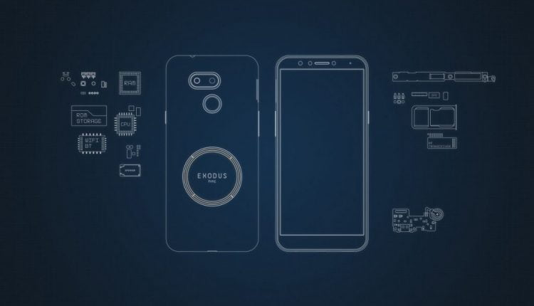 HTC Exodus 1s will bring blockchain to more smartphone users