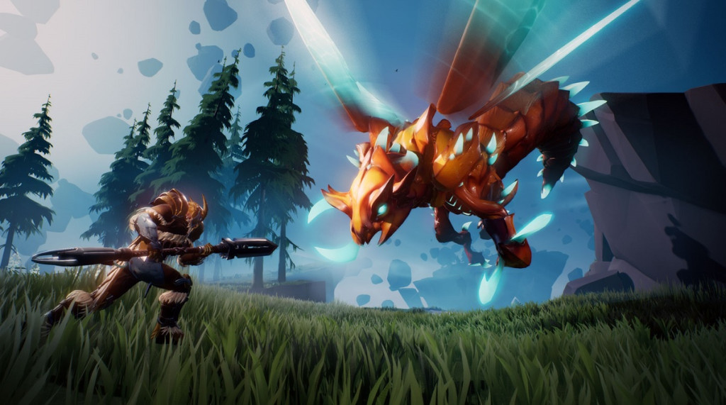 Dauntless arrives May 21 on Xbox One, PS4, and Epic Games Store 2