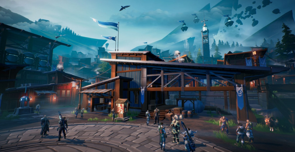 Dauntless arrives May 21 on Xbox One, PS4, and Epic Games Store 3