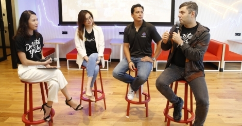 WeWork officially opens its doors with 1900 person capacity