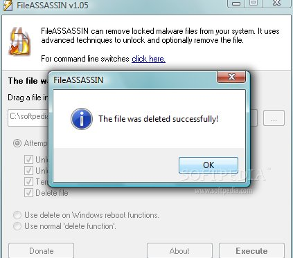 Delete Undeletable Files and Folders in Windows PC