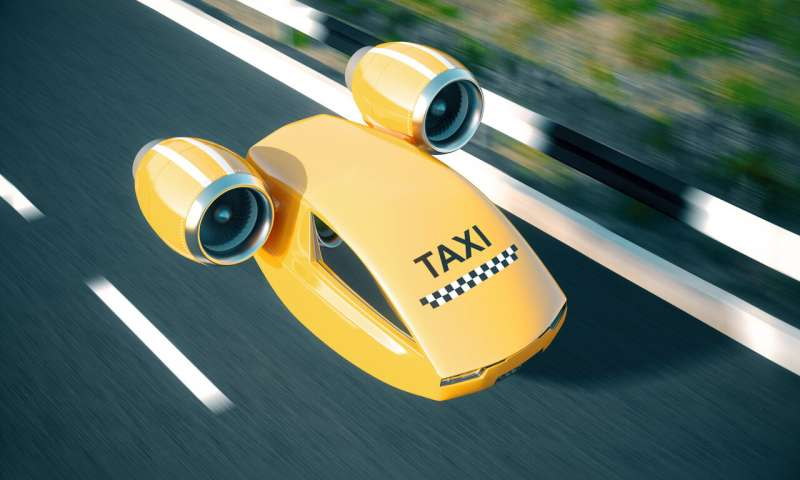 Advancement in driverless aircraft could direct the future of drones, flight