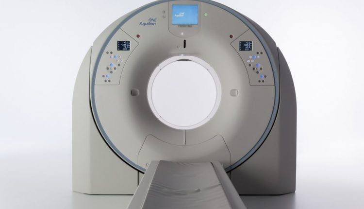 Canon Medical Installs First CT Scanner With AI in Belgium