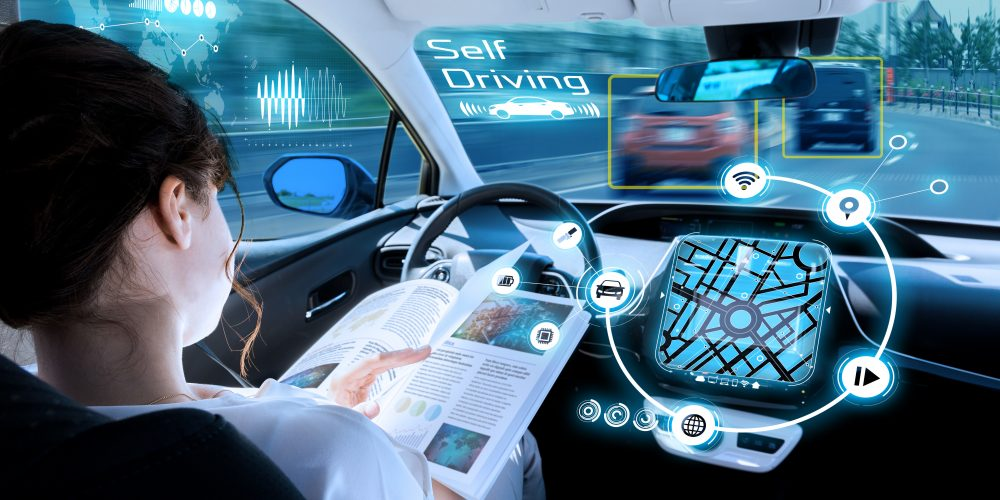 Consumer Acceptance of Self-Driving Cars Soars, Study Says