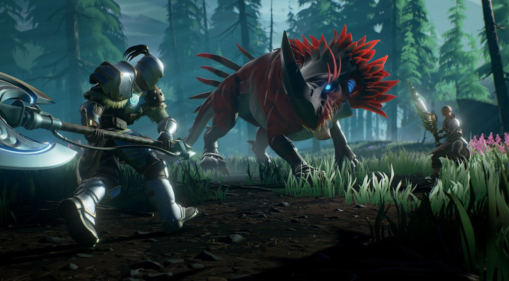 Dauntless arrives May 21 on Xbox One, PS4, and Epic Games Store 1