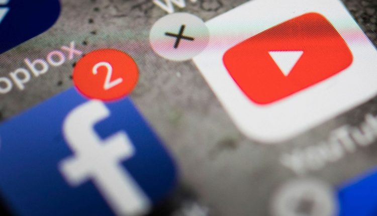 Facebook, YouTube the Most Widely Used Platforms for U.S. Adults