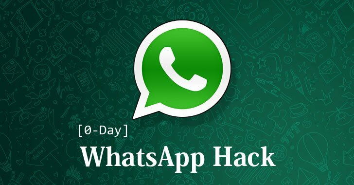 hack whatsapp account