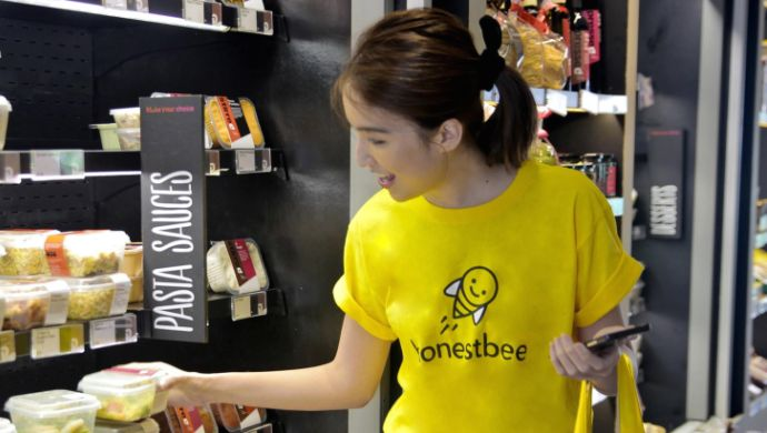Honestbee to discontinue Singapore food delivery service