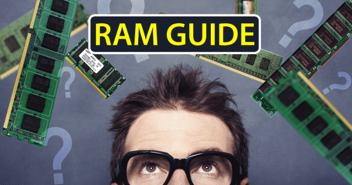How To Choose The Right Amount And Type Of RAM For Your PC