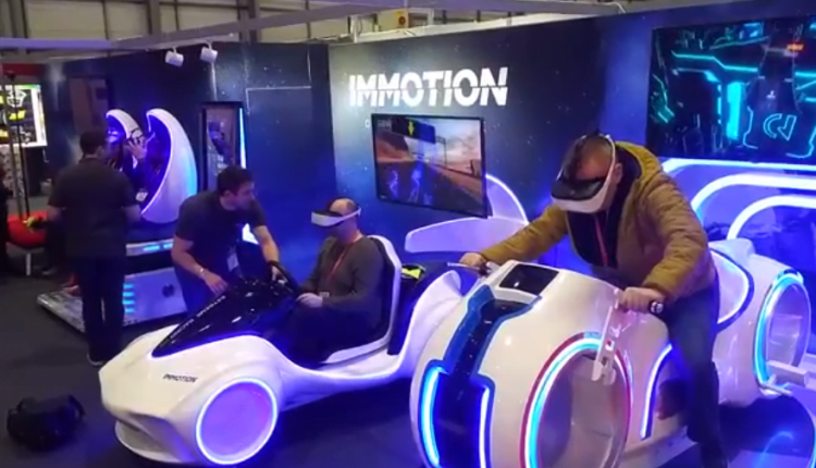 LBE VR Specialist Immotion Signs $500,000 Contract With iP2Entertainment