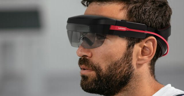 Lenovo targets Hololens with ThinkReality enterprise augmented reality headset