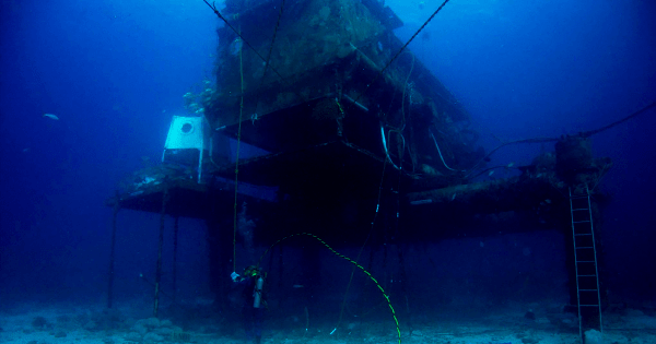 NASA is Using This Underwater Lab to Train Astronauts for the Moon