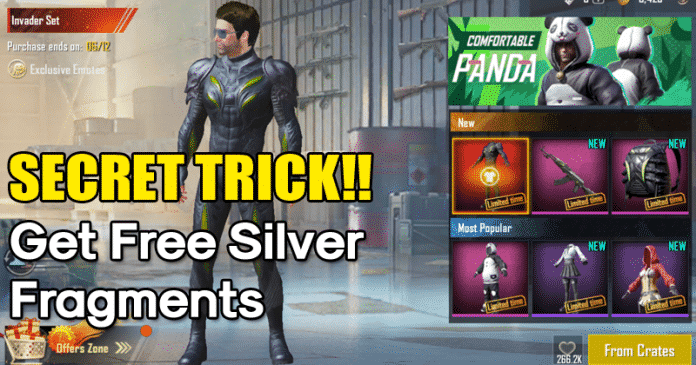 PUBG Mobile Tricks: How To Get Free Silver Fragments