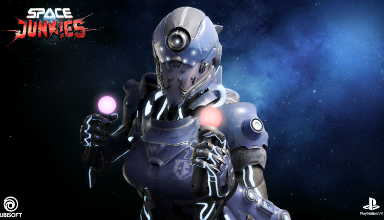 PlayStation Move Support Arrives on Space Junkies