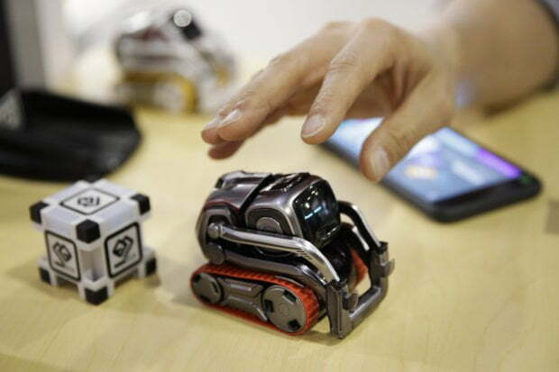 Robotics startup that made cute toy Cozmo shuts down