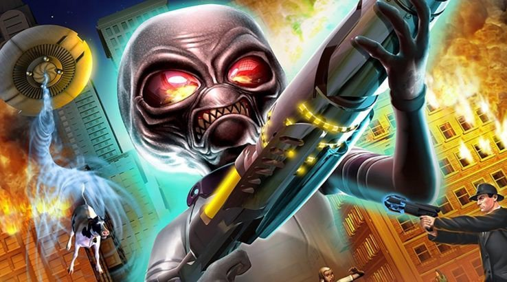 THQ Nordic E3 2019 Plans Leak, Include Destroy All Humans