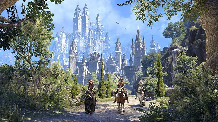 Players of The Elder Scrolls Online Will be Able to Explore the Summerset Isles