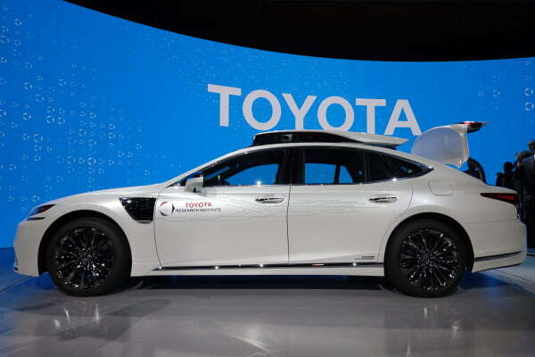 Toyota AI Ventures launches $100M fund to invest in robotics and autonomous tech