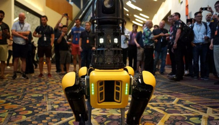 Boston Dynamics prepares to launch its first commercial robot