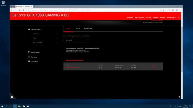 Windows 10 drivers update by yourself 7