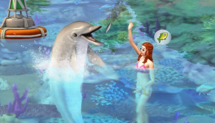 The Sims 4 Island Living expansion announced at EA Play
