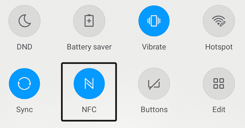 NFC 1 Android?