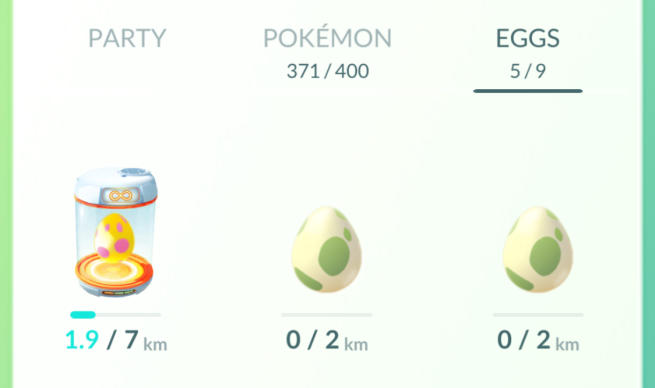 Going the distance with Apple Watch and Pokémon GO 3
