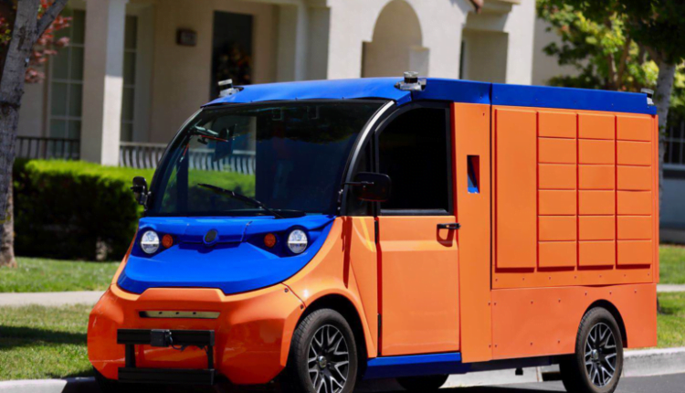 Postal robots take to the streets with backing from Toyota AI Ventures