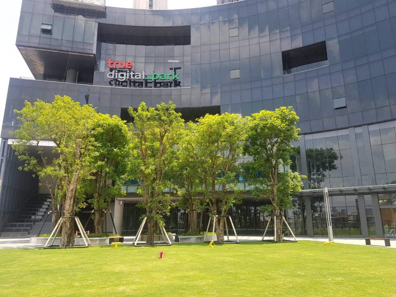 True Digital park has opened its work space for startups 2
