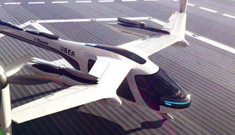 Uber and AT&T testing 5G for flying cars