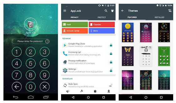 Android App Hiders