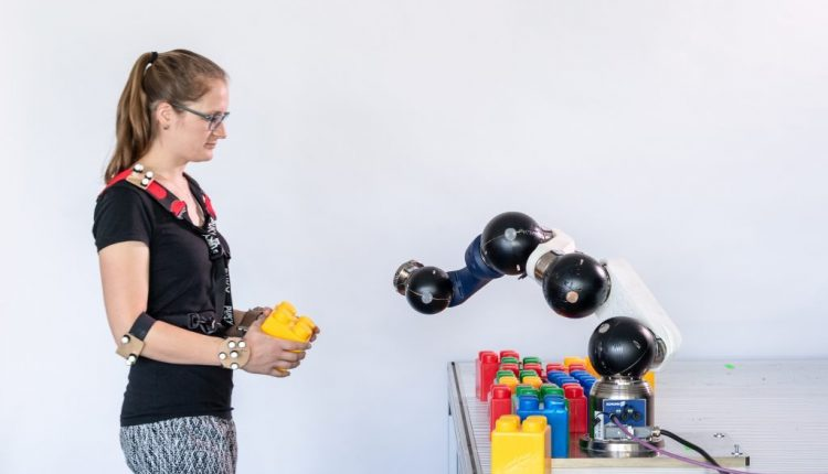 New Toolbox Helps Industrial Robots Keep away from Human Collisions
