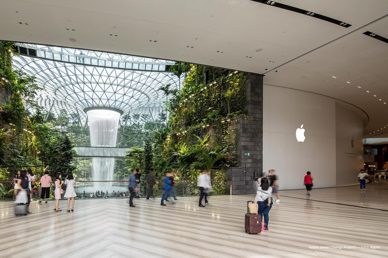 Apple to Open Second Singapore Store at Jewel Changi Airport on July 13 1