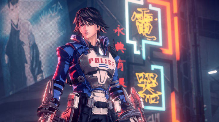 Astral Chain Hides Useable Toilets in Every Level