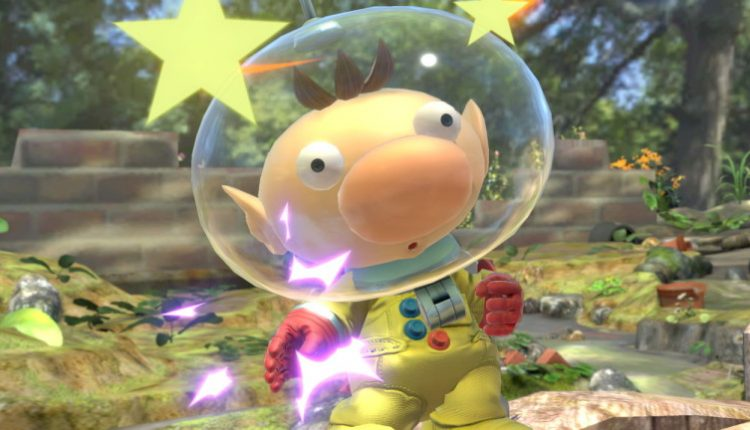 Captain Olimar Got Done Dirty In Latest Smash Patch