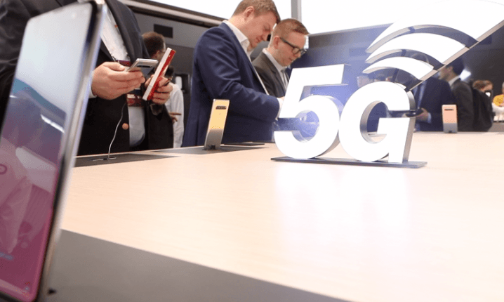 Commercial launches of 5G have doubled in 3 months