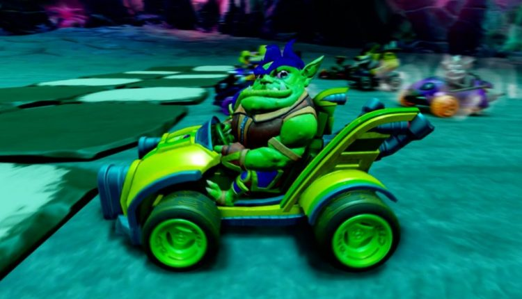 Crash Team Racing: Nitro-Fueled Gameplay Shows Impressive Updates
