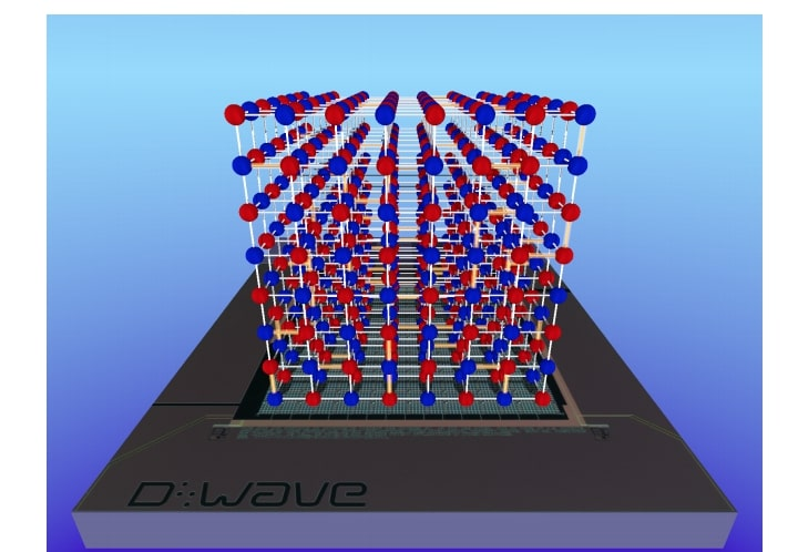 D-Wave Speeds Up Quantum Computers Over 25 Times With Low-Noise Materials 1