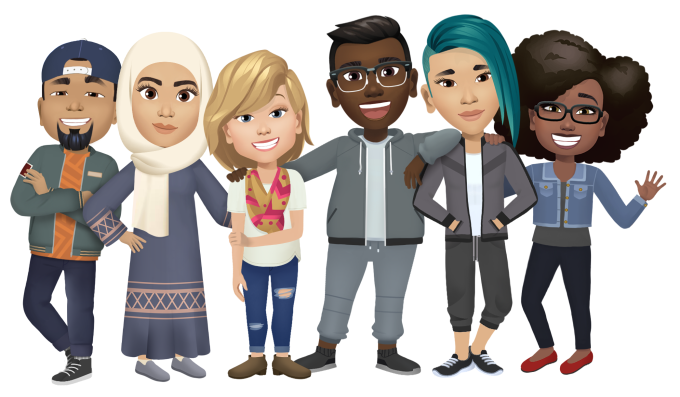 Facebook introduces Avatars, its Bitmoji competitor 1