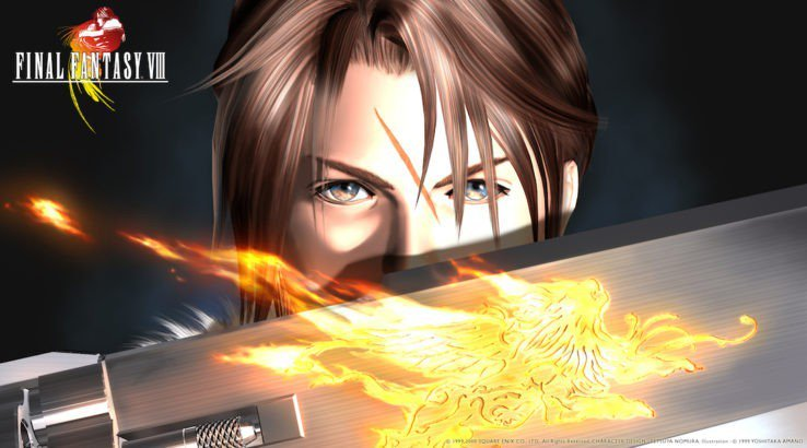 Final Fantasy 8 Remastered Will Let Players Turn Off Random Battles