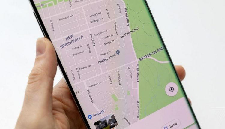 Google Maps is testing a new safety feature for taxi passengers