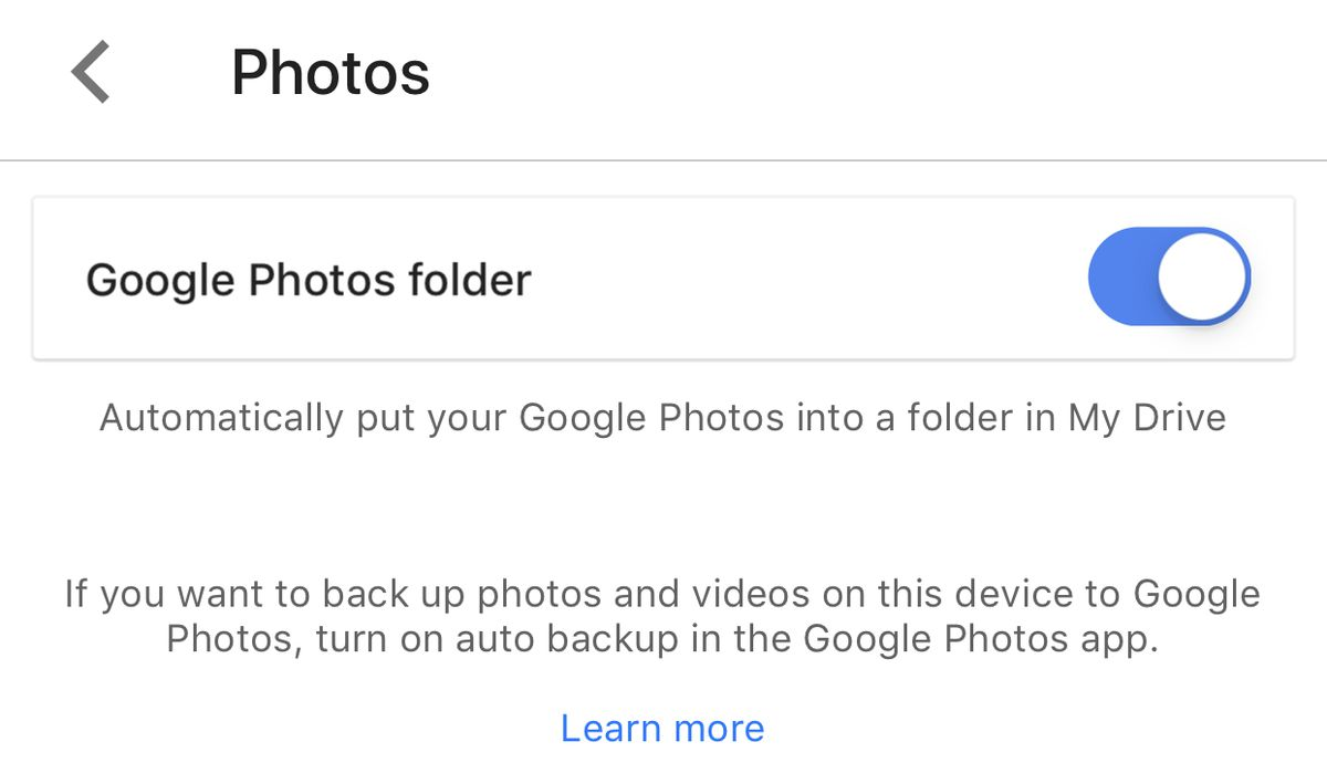 Google is ending integration between Google Photos and G-Drive 2