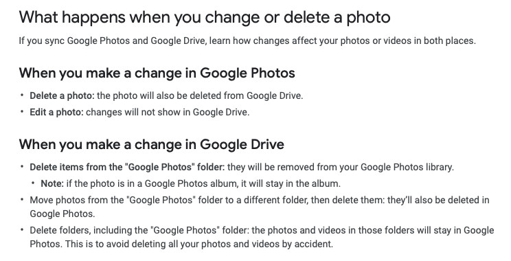 Google is ending integration between Google Photos and G-Drive 1