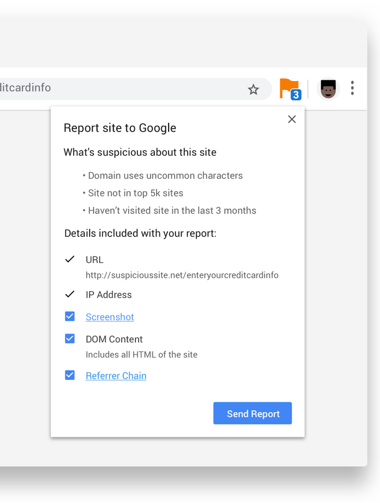 Google launches new Chrome protection from bad URLs 1
