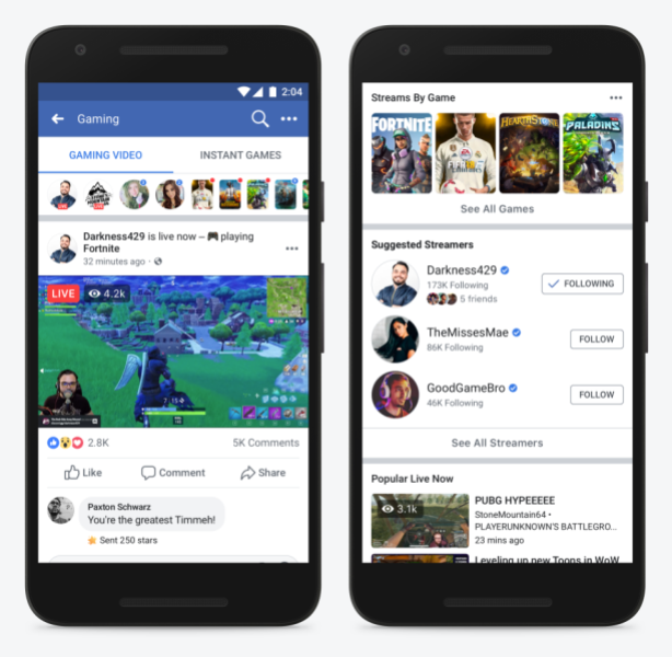 How Facebook is capturing the hearts and minds of gamers and streamers 1